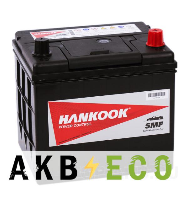 Автомобильный аккумулятор Hankook 26R-550 (60R 550A 206х172х205)