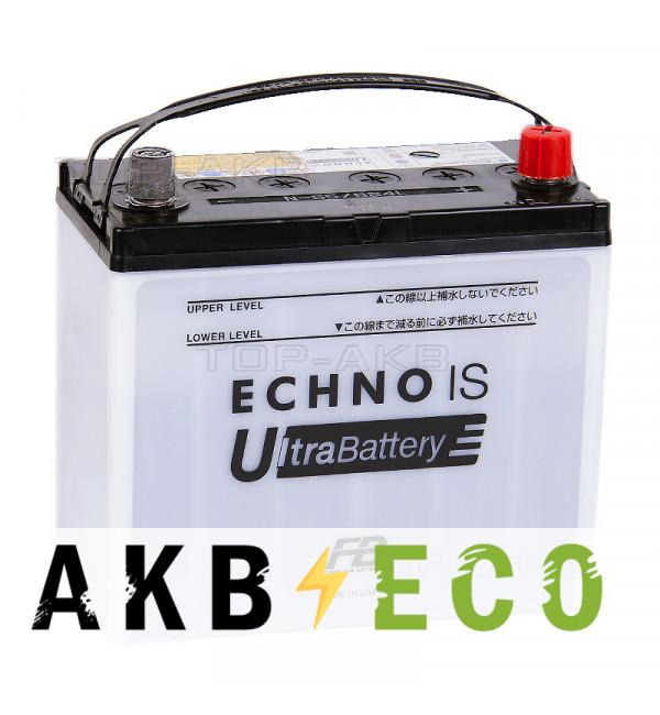 Автомобильный аккумулятор FB UltraBattery EFB 45R 470A (238x129x227) N-55 переходник