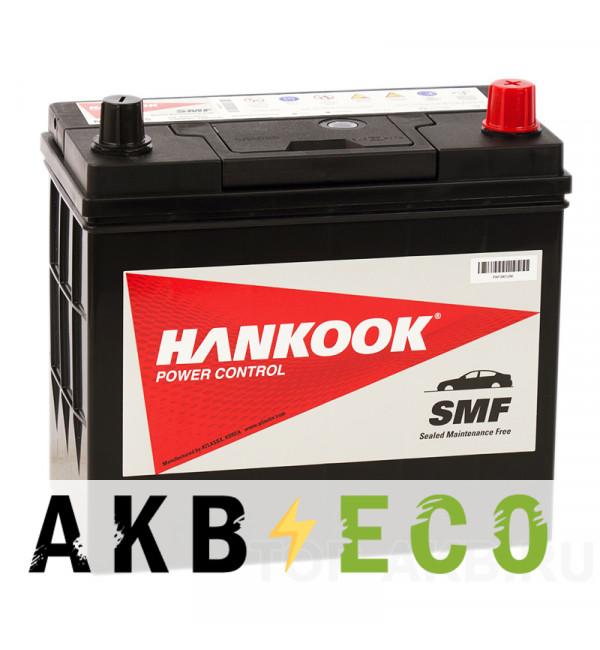 Автомобильный аккумулятор Hankook 55B24LS (45R 430 238x129x227)