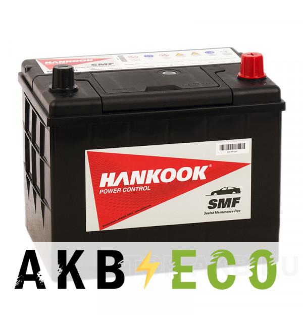 Автомобильный аккумулятор Hankook 85-550 (60R 550 230x172x204)