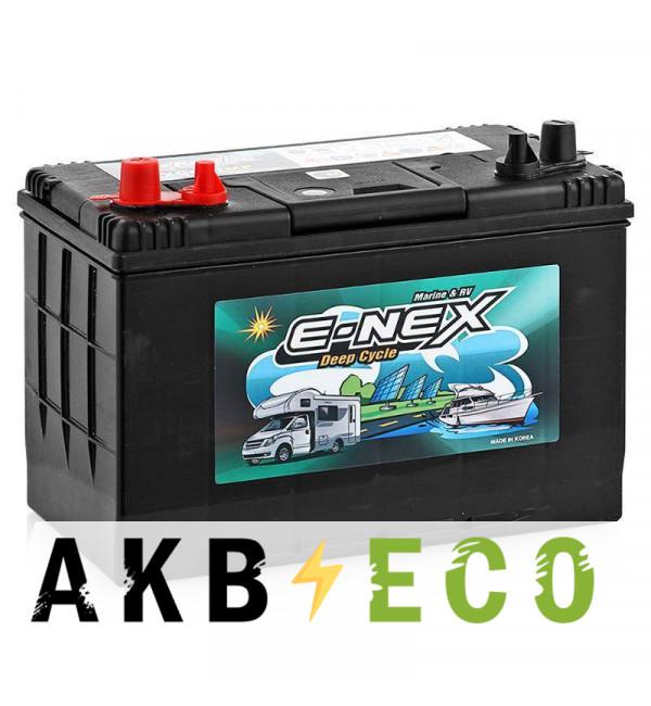 Автомобильный аккумулятор AlphaLine E-NEX XDC27MF (marine) 90Aч 920A (302x172x200)
