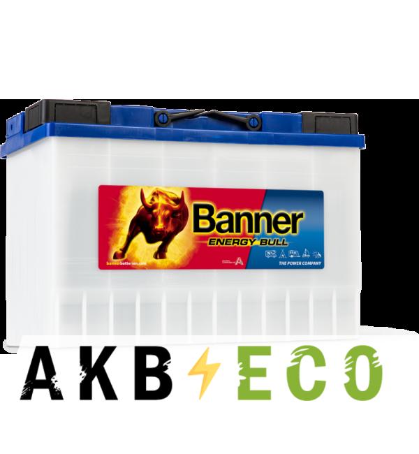 Автомобильный аккумулятор BANNER Energy Bull (959 01) 12V 115Ah 350x175x230