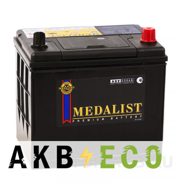 Автомобильный аккумулятор Medalist 75D23L (65R 580A 227x173x225)