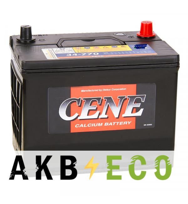 Автомобильный аккумулятор Cene 34-770 (90L 770A 260x173x225)