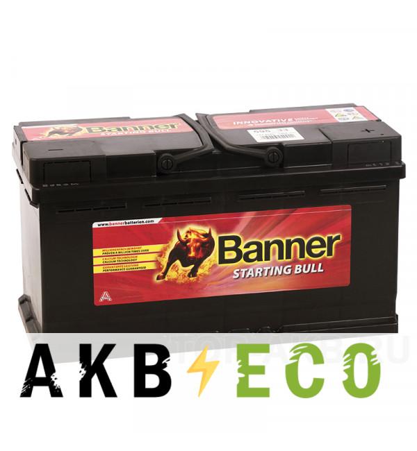 Автомобильный аккумулятор Banner Starting Bull (595 33) 95R 740A 354x175x190