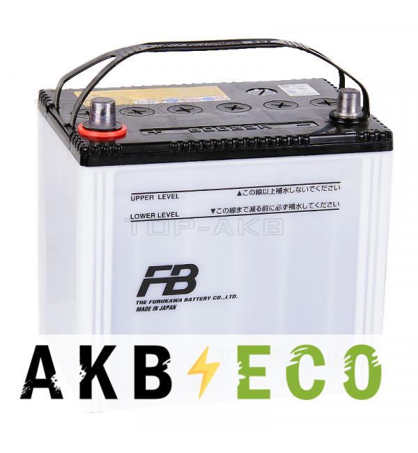 Автомобильный аккумулятор FB7000 80D23R (68L 550A 230x169x225)