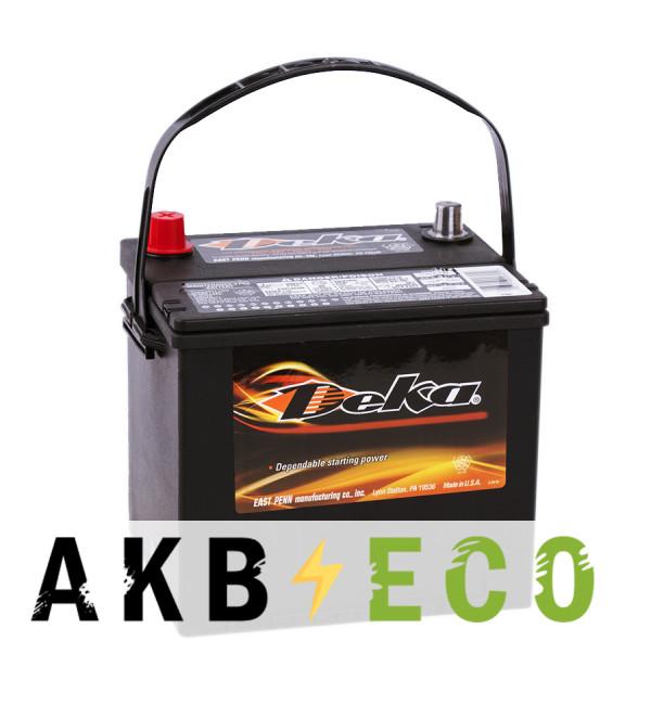 Автомобильный аккумулятор Deka 60R (526RMF 540A 207х175х200)
