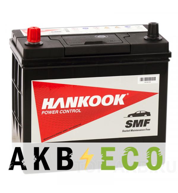 Автомобильный аккумулятор Hankook 55B24R (45L 430 238x129x227)