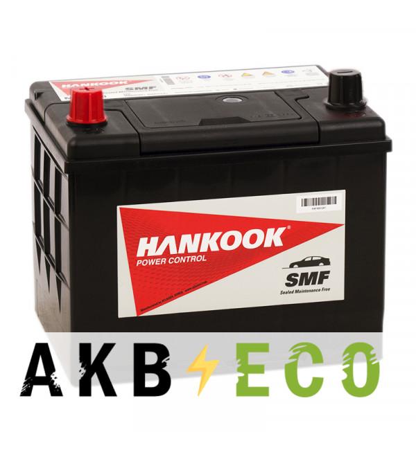 Автомобильный аккумулятор Hankook 85R-550 (60L 550 230x172x204)