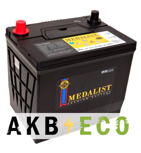 Автомобильный аккумулятор Medalist 80D23L (70R 590A 230x173x225)