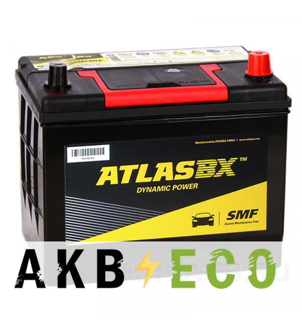 Автомобильный аккумулятор Atlas Dynamic Power MF90D26L (72R 630A 262x175x226)