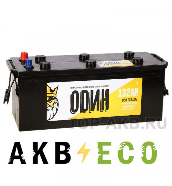 Грузовой аккумулятор ОDИН 132 евро 850A 513x189x223