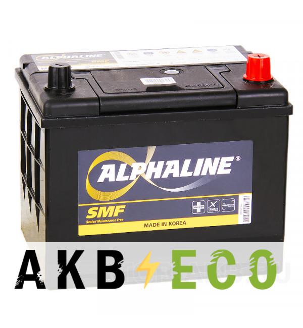 Автомобильный аккумулятор Alphaline SD 85-550 (70R 550 230x172x204)