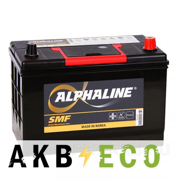 Автомобильный аккумулятор Alphaline Standard 105D31L 90R 750A 302x172x220