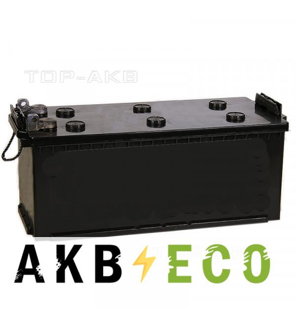 Автомобильный аккумулятор Подменный 180-190 Ач прям. пол. (513x223x223) клеммы под БОЛТ