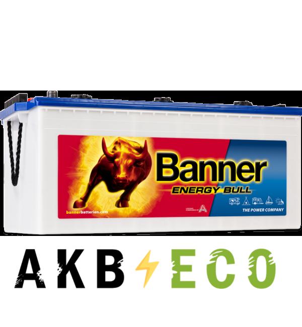 Автомобильный аккумулятор BANNER Energy Bull (968 01) 12V 230Ah 517x273x240
