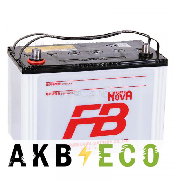 Автомобильный аккумулятор FB Super Nova 95D31R (80L 740A 306x173x225)