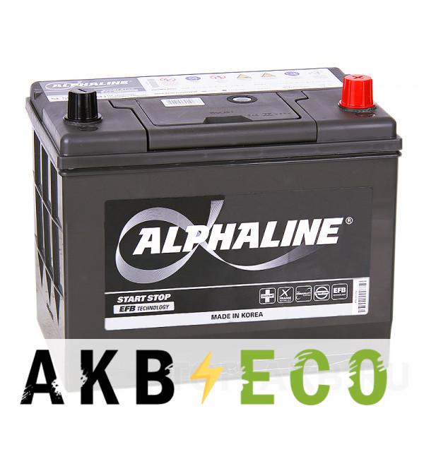 Автомобильный аккумулятор Alphaline EFB SE 100D26L 68R (730A 260x173x225) S95 Start-Stop