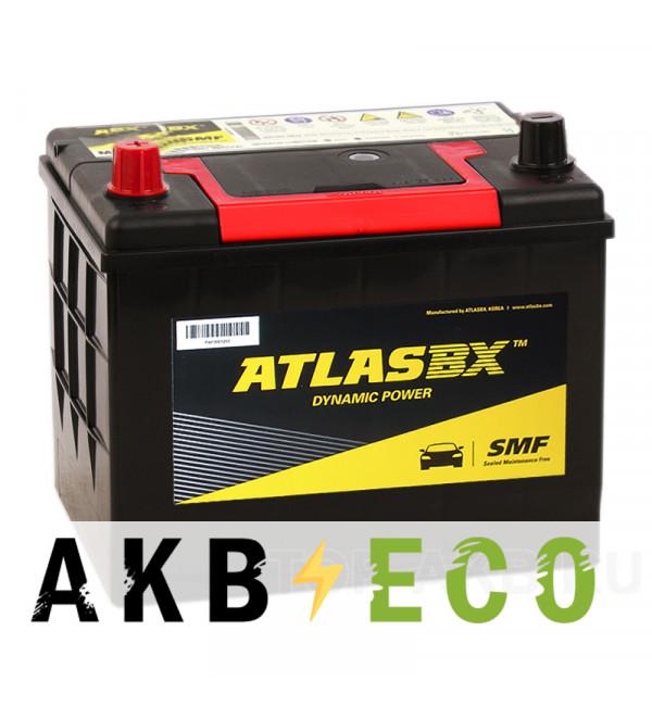 Автомобильный аккумулятор Atlas Dynamic Power MF85R-500 (55L 500A 230x173x200)