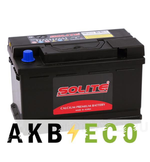 Автомобильный аккумулятор SOLITE 57113 (71R 690А 275x174x174)