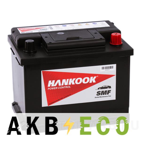Автомобильный аккумулятор Hankook 56030 (60R 480A 242х174х190)