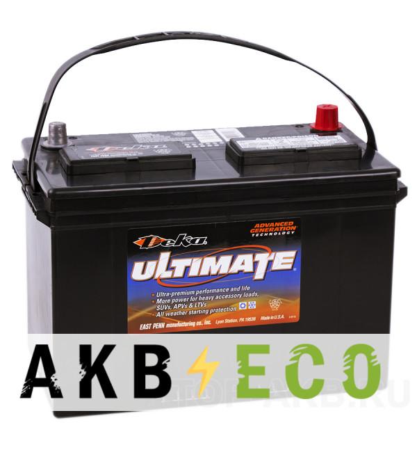 Автомобильный аккумулятор Deka 105L (727MF 840A 305x171x225)