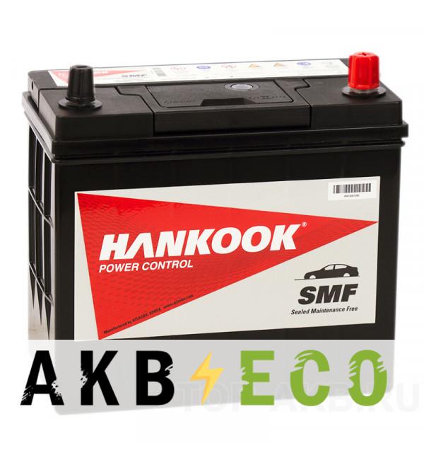Автомобильный аккумулятор Hankook 55B24L (45R 430 238x129x227)