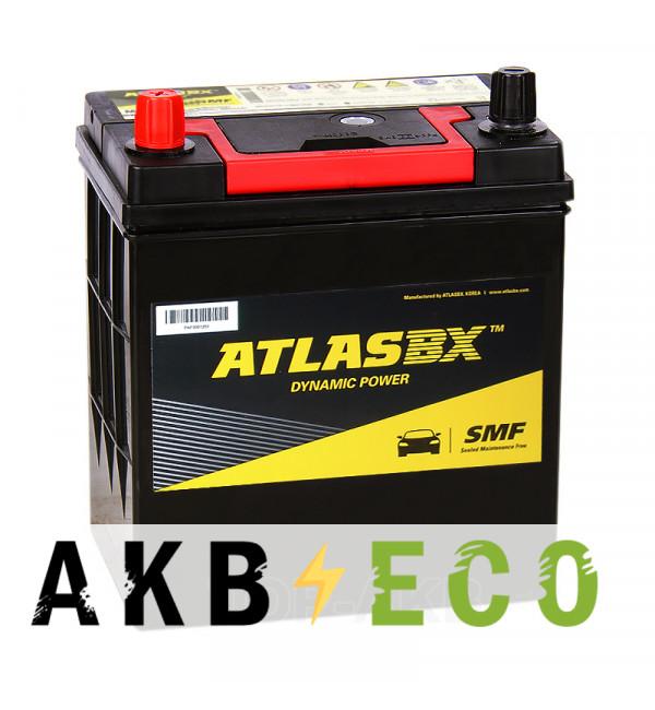 Автомобильный аккумулятор Atlas Dynamic Power MF42B19R узкие кл. (38L 370A 187x127x227)