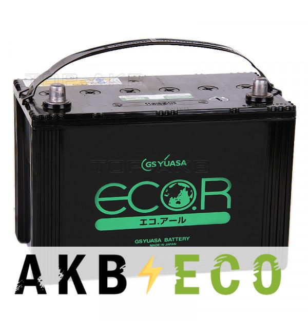 Автомобильный аккумулятор GS Yuasa EC-115D31R (90L 800A 305x173x227)