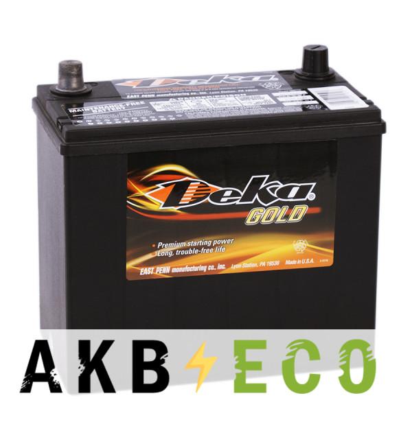 Автомобильный аккумулятор Deka 51R (651RMF 500A 238x129x223)