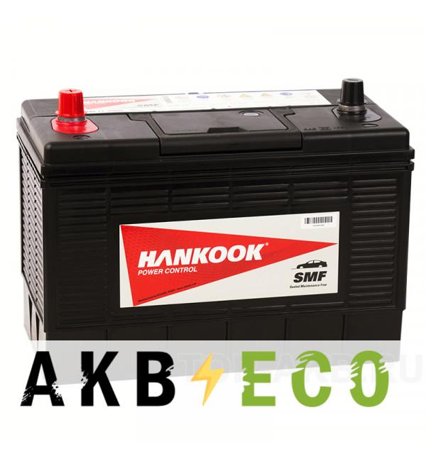 Автомобильный аккумулятор Hankook 31-1000 (190 min 1000 A 330x173x240)