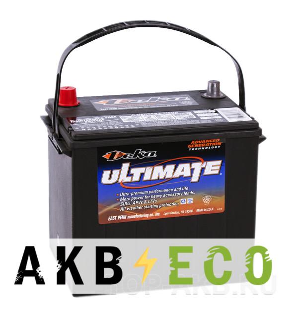 Автомобильный аккумулятор Deka 70R (735MF 625A 232x173x225)