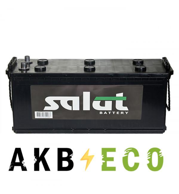 Автомобильный аккумулятор Salut 190 рус 1200A (524x239x240)