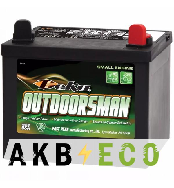Мотоциклетный аккумулятор Deka 10U1R Outdoorsman 32Aч о.п. 330A (197x130x184)