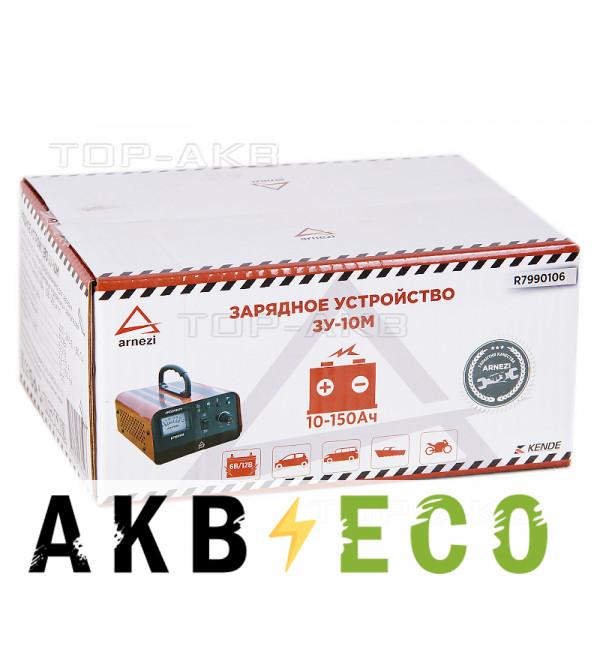 Зарядное устройство ARNEZI ЗУ-10М 6/12В 2,5-10А (регулятор) R7990106
