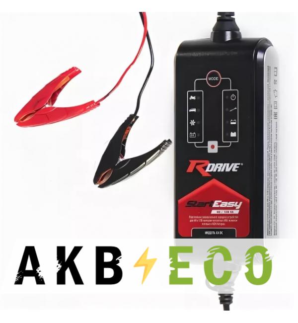 Зарядное устройство R-Drive StartEasy C8-DC