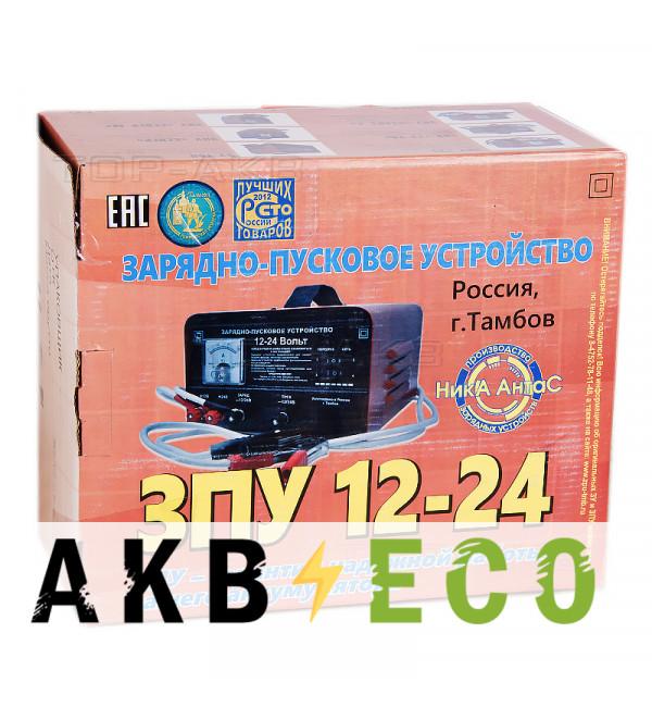 Пуско-зарядное устройство Ника АнтаС ЗПУ 12/24 (трансформаторное)