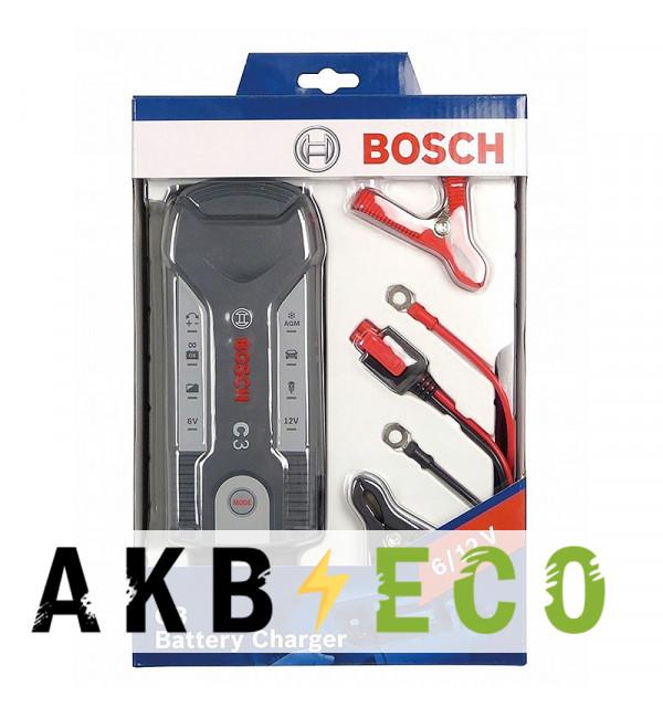 Зарядное устройство BOSCH C3 6/12V автомат 03М (018999903M)