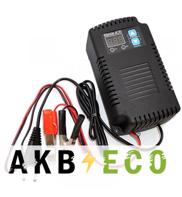 Зарядное устройство Кулон 405 6/12V 1,5-5А 1-120 Ач