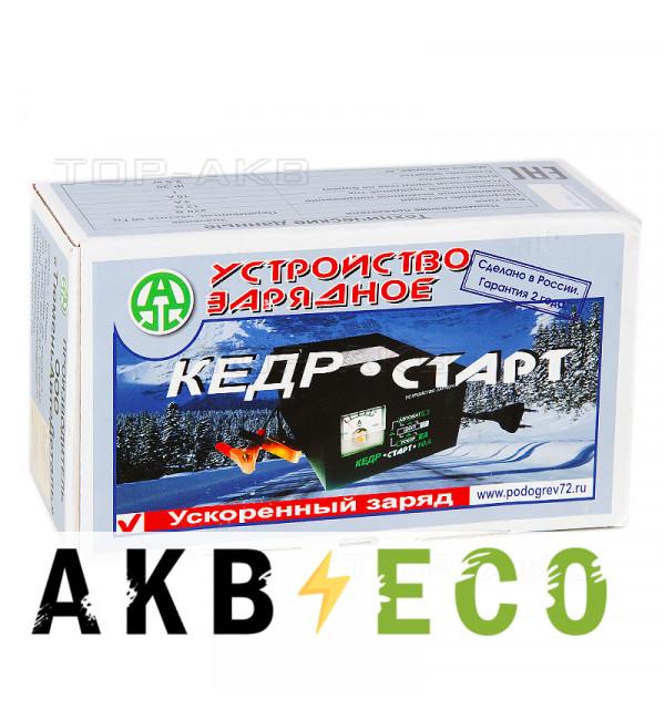 Зарядное устройство Кедр-Старт 10А (трансформаторное)