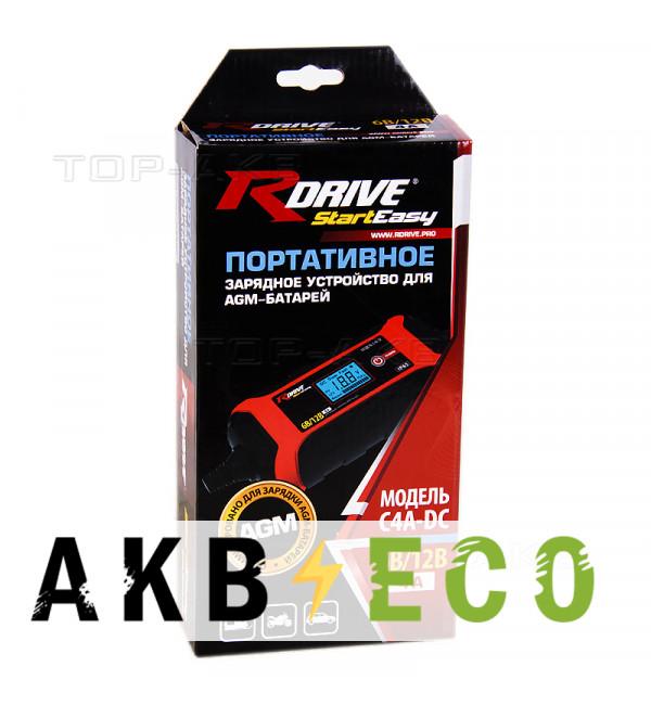 Зарядное устройство R-Drive StartEasy C4A-DC (6-12V)