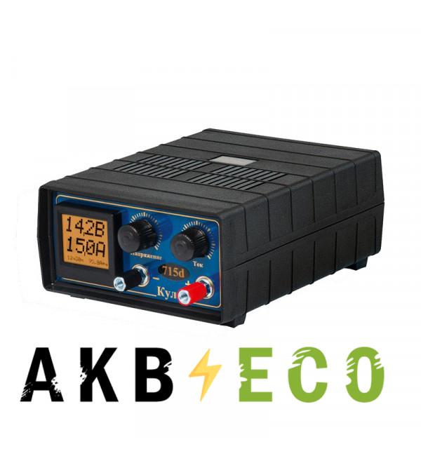 Зарядное устройство Кулон 715D 6/12V 1-15А 2-200 Ач