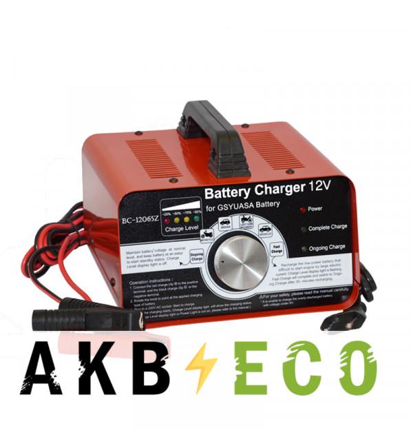 Зарядное устройство GS YUASA BC-12065 Z