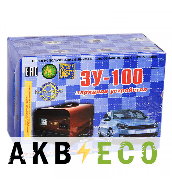 Зарядное устройство Ника АнтаС ЗУ-100 (трансформаторное)