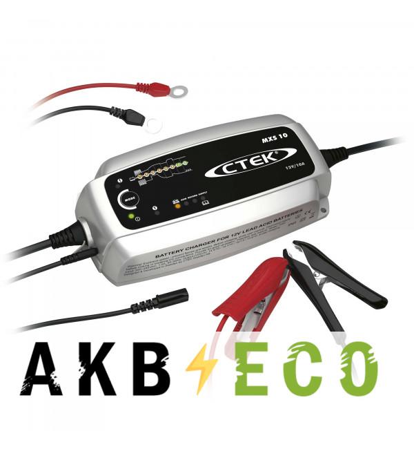 Зарядное устройство Ctek MXS 10 (10A)