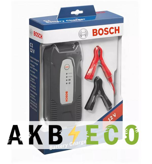 Зарядное устройство BOSCH C1 12V автомат 01М (018999901M)