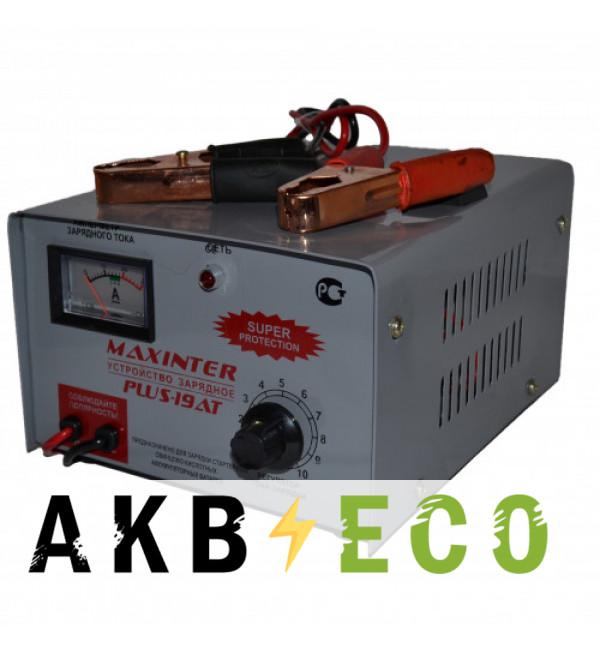 Зарядное устройство Maxinter Plus-19AT (Super Protection) 12В 30А