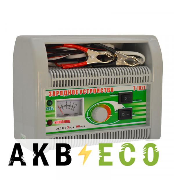 Зарядное устройство Автоэлектрика Т-1021 (ЗУ)
