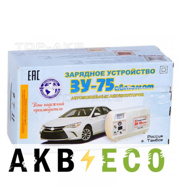 Зарядное устройство Ника АнтаС ЗУ 75 Автомат (трансформаторное)