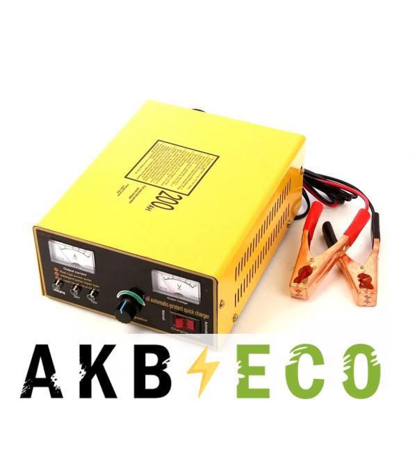 Зарядное устройство C2R XW-30 12/24V 20А
